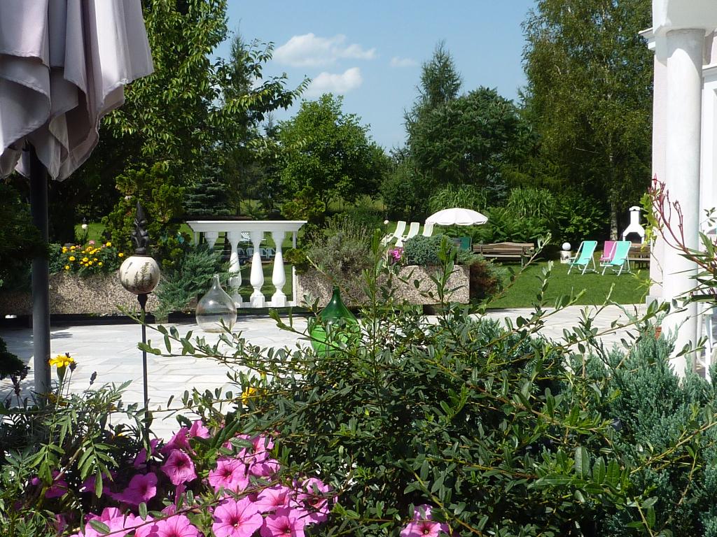 Garten - Appartements Villa Rose am Klopeiner See